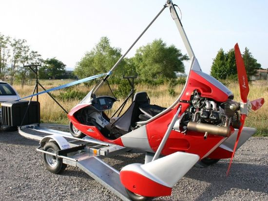 Picture of A001020 - TRAILER TRIKE
