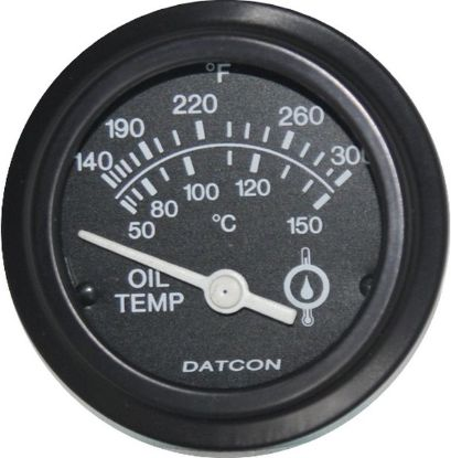 Picture of A011930 - WATER OIL T° GAUGE 150C-300F