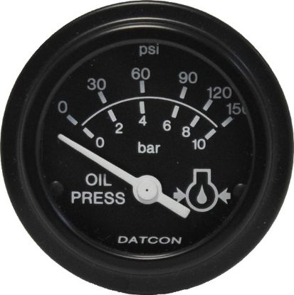 Picture of A011940 - OIL PRESSURE GAUGE