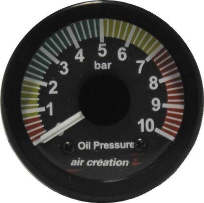 Picture of A011941 - OIL PRESSURE GAUGE S-ELEC