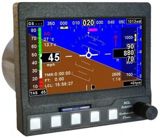 Image de A014932 - MGL EFIS XTREM AVEC GPS