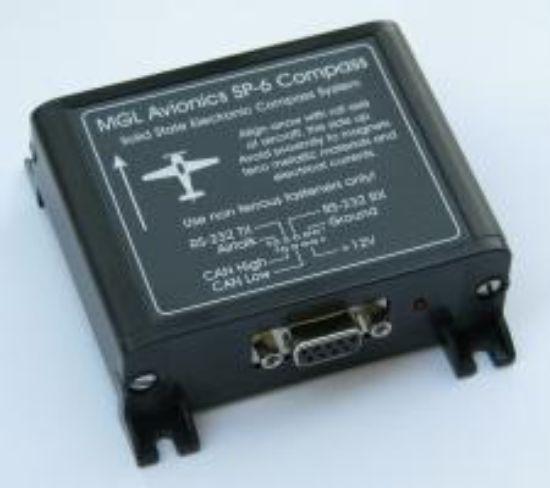 Image de A014955 - MGL SP6 COMPAS MAGNET. 3 AXE