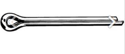 Image de I120510 - GOUPILLE FENDUE Ø2,5X16