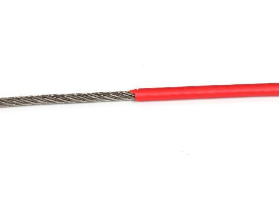 Image de C204710 - CABLE INOX Ø4.7 GAINE PVC