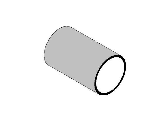 Picture of E114747 - SPACER Ø28-25  L:45