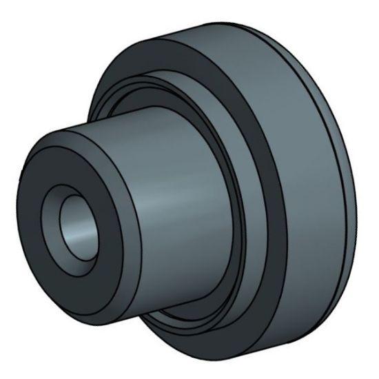 Image de E134020 - RONDELLE ACC.APR 80mm EPAULEE