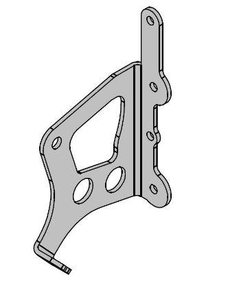 Image de E304111 - SUPPORT T DE GAZ SKYPPER PIXEL