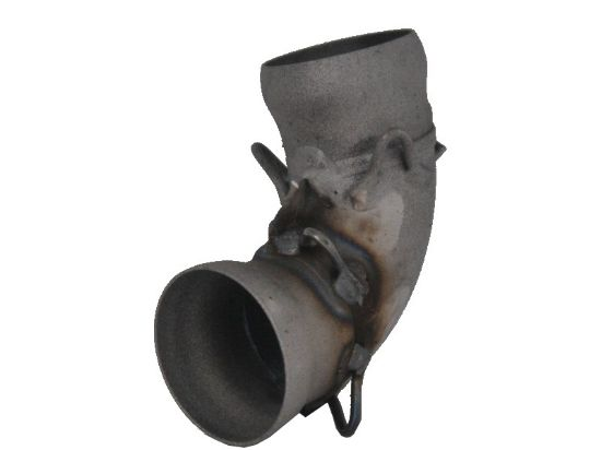 Picture of E144588 - EXHAUST ELBOW 90° PREPARED