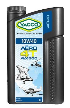 Image de F035087 - HUILE YACCO AVX5004T 10W40 B2L