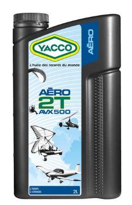 Image de F035100 - HUILE YACCO AVX 500 2T B2L