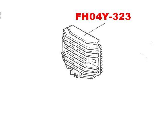 Picture of FH04Y-323 - VOLTAGE REGULATOR