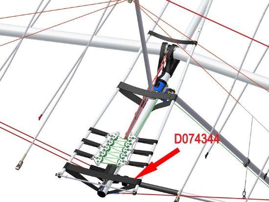 Image de D074344 - SANGLE RETENUE BioniX 50mm N°3
