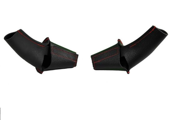 Picture of D074914 - CONTROL BAR LEATHER PROTEC. R.