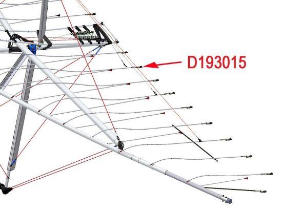 Picture of D193015 - UPPERSURFACE REFLEX BATTEN BiX