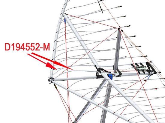 Image de D194552-M - LATTE DE NEZ BIONIX 15 EVO1
