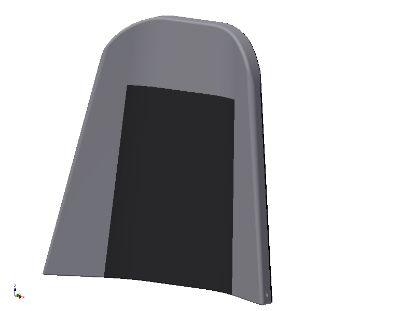 Picture of E307010-G - DOSSIER SIEGE ARR. ARV GRIS