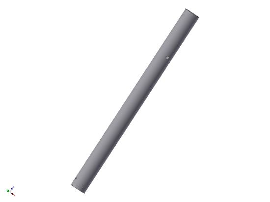 Picture of E312030 - SHOCK ABSORBER TUBE GRAY